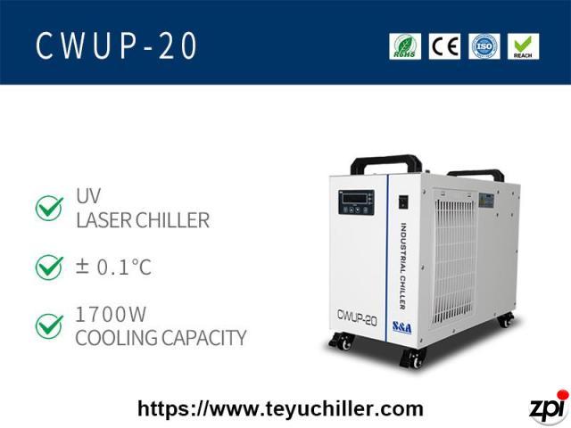 Răcitor de apă cu laser ultrarapid CWUP-20 - 1